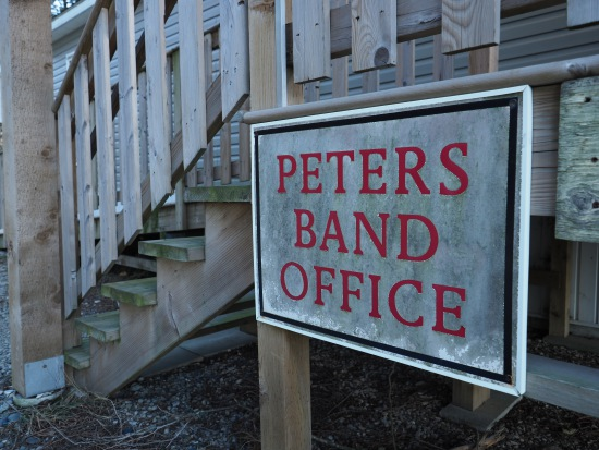 Peters First Nation Band Office